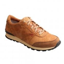 Twisted X Men's Western Athleisure Shoe Tan