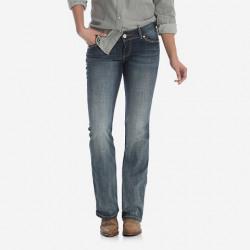 Wrangler Retro Sadie Dark Wash Low Rise Jean