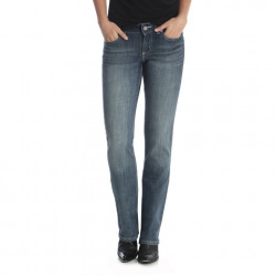 Wrangler Ladies Classic Straight Leg Jean