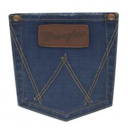 Wrangler Ladies Retro Trouser High Rise Stretch Jean
