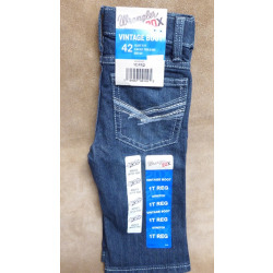 Wrangler 20X No 42 Vintage Boot Jean 1T to 7