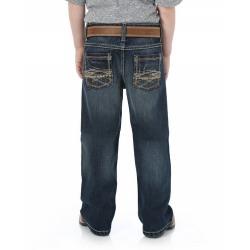 Wrangler Boys 20X No 42 Vintage Boot Jean