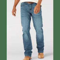 Wrangler Men's 20X No. 42 Vintage Bootcut Stretch Jean