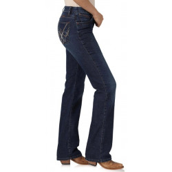 Wrangler Ladies Bethanny Q Baby Ultimate Riding Jean