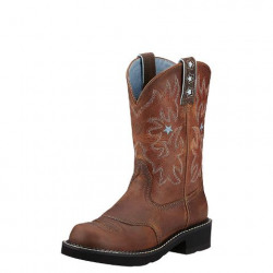 Ariat Ladies Probaby Brown Western Boots