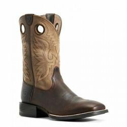 Ariat Men's Sport Ranger Barley Brown Tan Western Boot