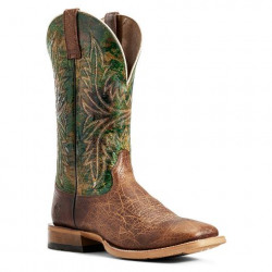 Ariat Men's Tobacco Toffee Moss Cowhand Western Boots