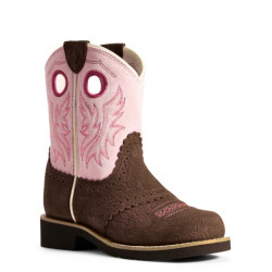 Ariat Youth Cowgirl Fat Baby Boots