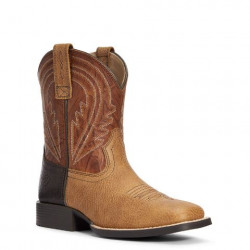 Ariat Kids Lil Hoss Cinnamon Western Boots