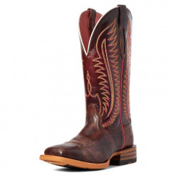 Ariat Ladies Belmont Cafe Mahogany Western Boot