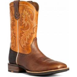 Ariat Men's Quickdraw Pinto Bean Sunrise Cowboy Boot