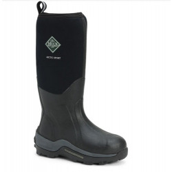 Muck Boots Men's Artic Sport Tall Black