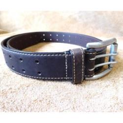 Bison Double Barrel Men's Belt