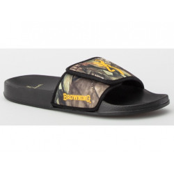 Browning Slip On Sandals Camo Yellow