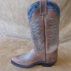 Canada West Ladies Encino Robble Western Boots