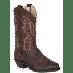 Canada West Men's Alamo Tan Western Boots