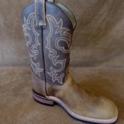 Canada West Men's Buffaloco Crazy Ranchman Cowboy Boots