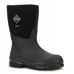 Muck Boots Men's Chore Mid Black