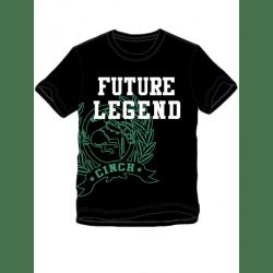 Cinch Boy's Future Legend T Shirt Black