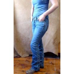 Cruel Ladies Light Stone Slim Fit Abby Jeans