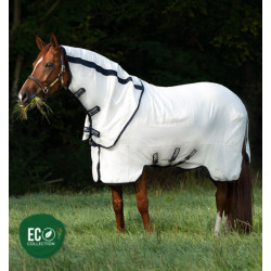Horseware Ireland Rambo Natura Summer Sheet No Fill White Navy