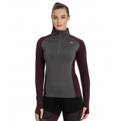 Horseware Ireland Ladies Thea Quarter Zip Tech Top