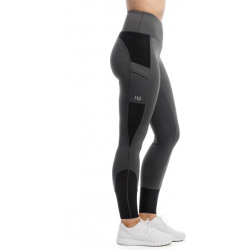 Horseware Ireland Ladies Riding Tights Charcoal