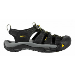 Keen Men's Newport H2 Black Sandals