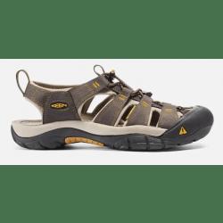 Keen Men's Newport Raven Aluminum Sandals