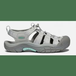 Keen Ladies Newport H2 Black Grey Ocean Wave Sandals