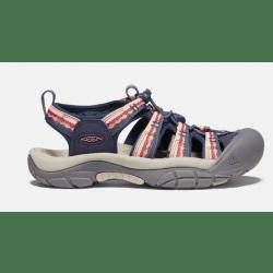 Keen Ladies Newport H2 Navy Rose Dawn Sandals
