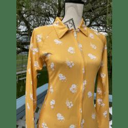 M Sport 6 Carmen Pozzobon Mustard Shirt