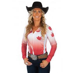 M Sport 6 Ladies Canada Shirt