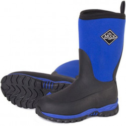 Muck Boots Kid's Blue Rugged II