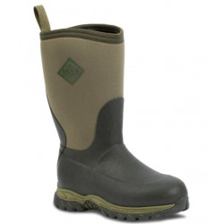 Muck Boots Kid's Green Rugged II