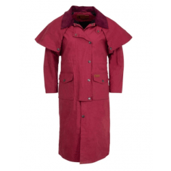 Outback Outfitters Ladies Matilda Duster Berry