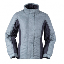 Outback Trading Ladies Burlington Blue Jacket