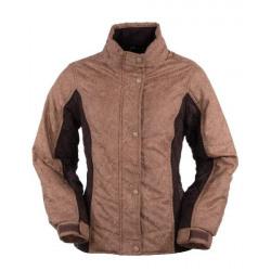 Outback Trading Ladies Burlington Jacket Tan