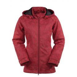 Outback Trading Ladies Brookside Garnet Jacket