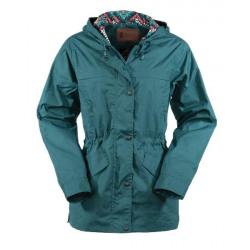 Outback Trading Ladies Bella Teal Jacket