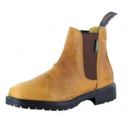 Paul Brodie Ladies Ellie Diesel Tan Boots