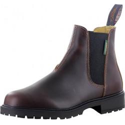 Paul Brodie Ladies Ellie Saddle Brown Boots