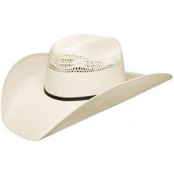 Resistol Ringer Bangora Straw Cowboy Hat