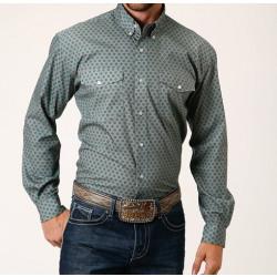 Roper Men's Button Front Western Shirt
