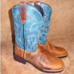 Roper Kids Monterey Tan Cowboy Boots