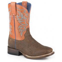 Roper Kids Alister Brown Western Boot