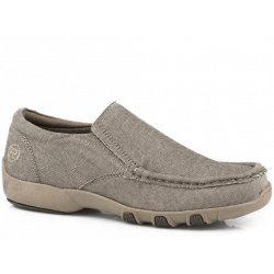 Roper Ladies Jackie Tan Sip On Casual Shoe