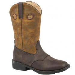 Roper Kids Daniel Brown Western Boots