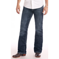 Rock N Roll Men's Double Barrel Bootcut Reflex Jeans