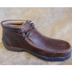 Twisted X Men's Driving Moc Copper